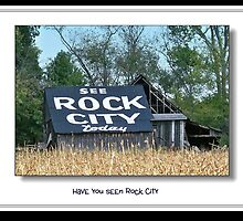 Have you seen Rock City? by lynell