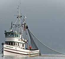 New Oregon Fishing VII by Bryan Peterson