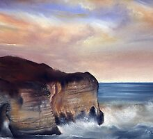 Flamborough. Bridlington by jan farthing
