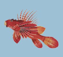 Lionfish by taiche
