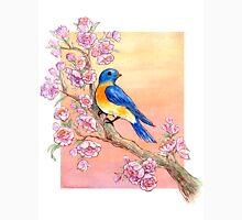 Sweet Little Bluebird Unisex T-Shirt