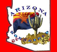 ARIZONA- Born and Bred by James Lewis Hamilton