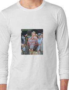 He is beauty, he is grace, he is Mr United States Long Sleeve T-Shirt