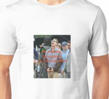 He is beauty, he is grace, he is Mr United States Unisex T-Shirt