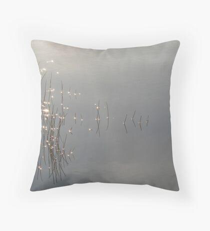 Little Stars Throw Pillow