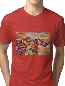 Day At The Races Tri-blend T-Shirt