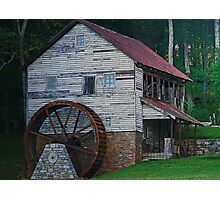 Hacker Martin Mill Photographic Print