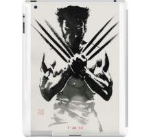wolverin  iPad Case/Skin