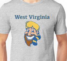 West Virginia Happy Mountaineer Unisex T-Shirt