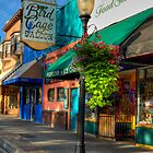 Historical Whiskey Row Prescott Arizona by Diana Graves Photography