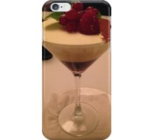 Wally Lad Dessert, Trifle Reconstruction iPhone Case/Skin