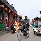 China - Ping Yao. by Jean-Luc Rollier
