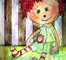 Sally Sunshine by Angela  Burman