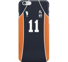 Tsukishima's Jersey iPhone Case/Skin