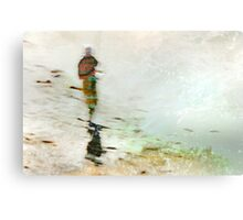 Fisherwoman Canvas Print