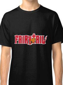 fairy tail logo anime manga shirt Classic T-Shirt