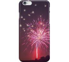 dandelion firework iPhone Case/Skin
