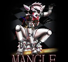 Mangle Fan Art by Simone Green