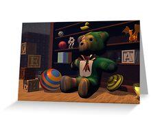 Playtime Greeting Card
