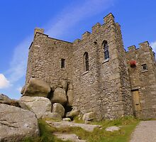 Cornwall: Carn Brea Castle by Rob Parsons