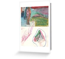 both ends Greeting Card
