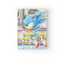Sonic v Mario Hardcover Journal