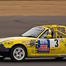 2010 Ma5da MX5 Champion by Willie Jackson
