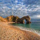 Durdle Door by taffspoon
