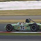 Lotus 18 by Willie Jackson