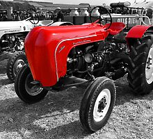 Porsche tractors at the Great Dorset steam fair by Rob Hawkins