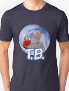 Tom Brady's Courtroom Sketch E.T. Parody T-Shirt