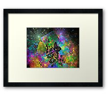 A Perfect Summer Day Framed Print
