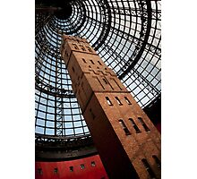 Shot Tower Photographic Print