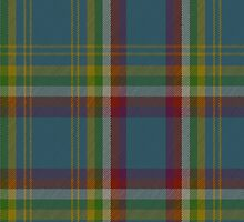 00121 Yukon District Tartan  by Detnecs2013