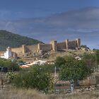 Castillo de Santa Olalla del Cala by Alisdair Gurney