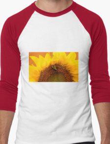 Gathering Nectar Men's Baseball ¾ T-Shirt