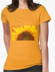 Gathering Nectar Womens Fitted T-Shirt