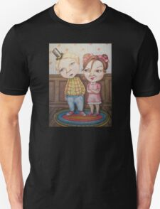 Edward and his Top Hat Unisex T-Shirt