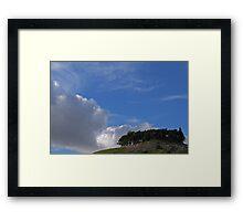 Kirk Carrion Framed Print