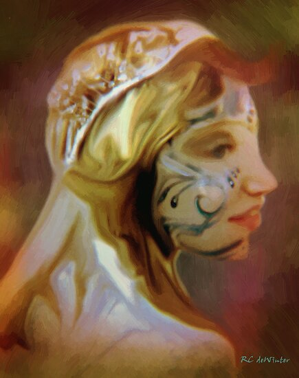 Melusine of Avalon by RC deWinter