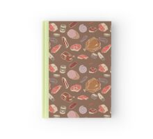 Meats Hardcover Journal