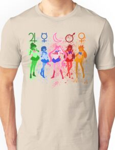 The Inner Senshi Unisex T-Shirt
