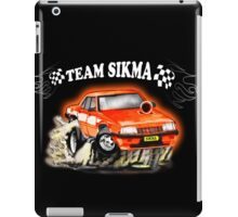 Team Sikma iPad Case/Skin