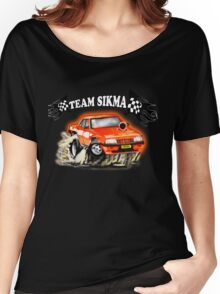 Team Sikma Women's Relaxed Fit T-Shirt