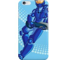 The Blue idiot iPhone Case/Skin
