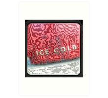 TTV- ICE COLD Art Print