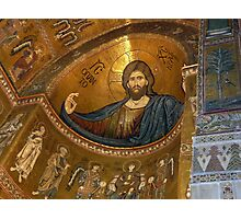 Cathedral of Monreale Photographic Print