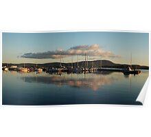 Mountshannon Mirror - Clare, Ireland Poster