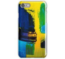 Simplifying a Sunny Day iPhone Case/Skin