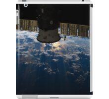 ISS over the Atlantic, 2013 iPad Case/Skin
